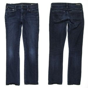 Citizens of Humanity 27 Ava Straight Leg Jeans